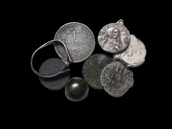 Gute Metalldetektor Funde